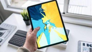 В Apple разрабатывают новый коврик для беспроводной зарядки. Он сможет заряжать iPad