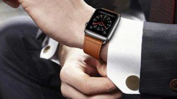 Лучшие ремешки для Apple Watch от 80 рублей. Есть копия Hermes