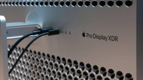 Apple делает новый Pro Display XDR с процессором от iPhone 11