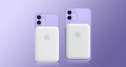 Apple представила внешний аккумулятор для iPhone 12 с MagSafe и реверсивной зарядкой