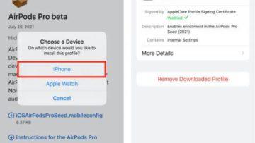 Apple выпустила бета-версию прошивки AirPods Pro. Что нового и как установить