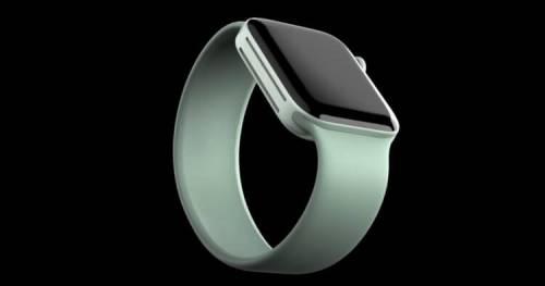 Как изменится дизайн новых Apple Watch Series 7