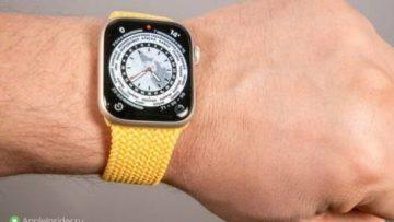 В России начались продажи Apple Watch Series 7. Что нужно знать перед покупкой